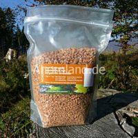 Granulierten Ahornzucker 1 kg