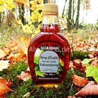 Ahornsirup Nr. 1 Medium- Grad A 250 ml Glasflasche