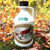 4 x 1000 ml Ahornsirup Amber (Grade B)